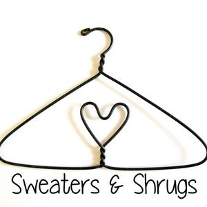 Sweaters and Shrugs